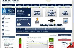 Binary banc.com