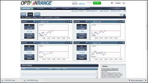 Binary option range
