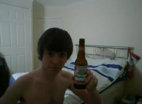 Bud Drinking Noob