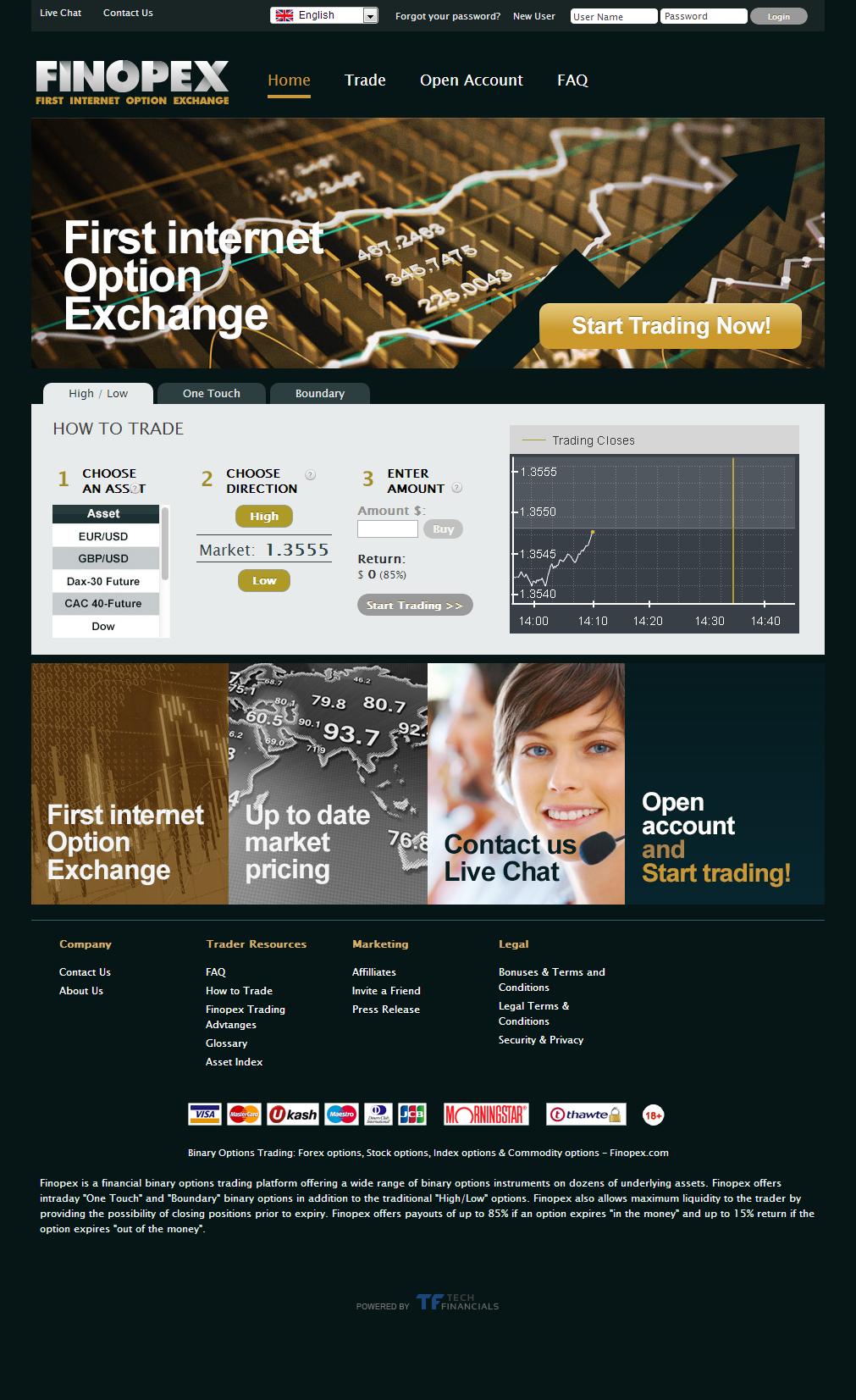 finopex_homepage