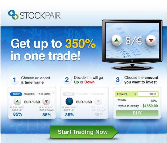 stockpair screenshot