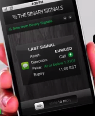 Nadex binary options team alliance