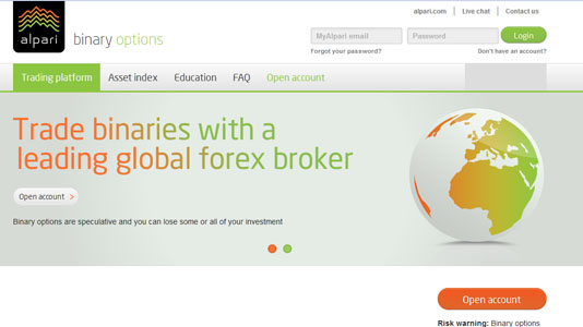 Binary options addressing the what means