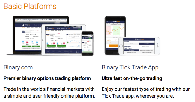 Binary options practice online platform