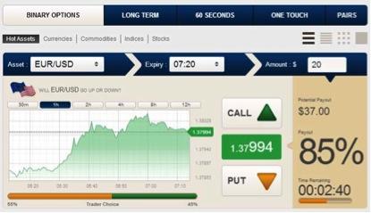 bank of trade trading platform