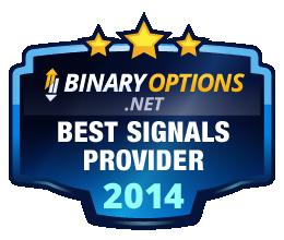 BinaryOptions.net Best Signals Provider 2014