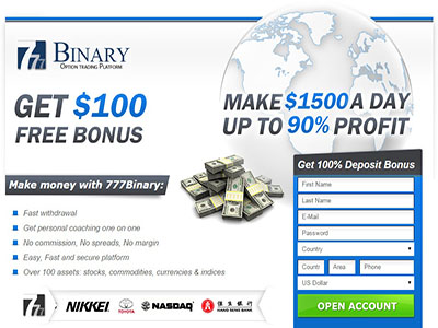 Binary option education centers