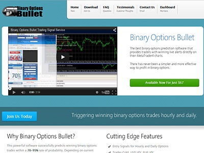 Binary options bullet software