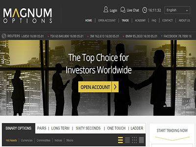 Magnum options broker review
