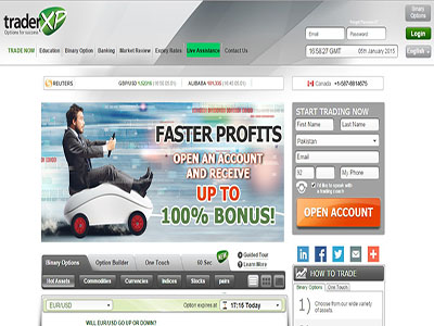 Easy xp binary options review