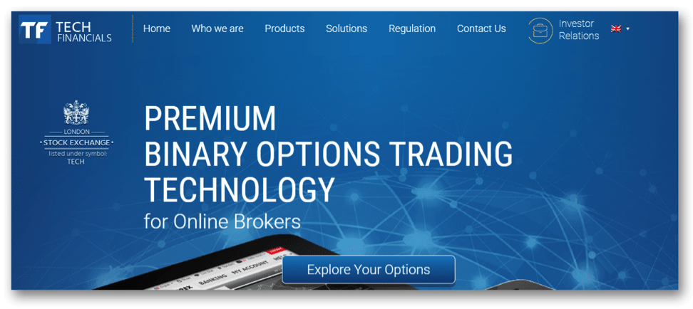 Binary options brokers in us
