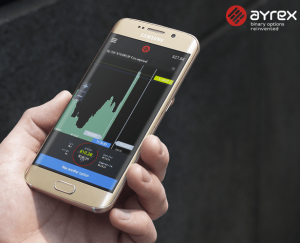 Ayrex binary options app
